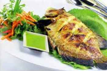 Grilled Rubbitfish